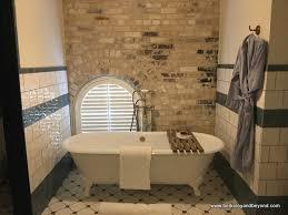 guest room suite bathroom at hotel emma in san antonio texas