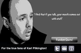 Karl Pilkington's quotes, famous and not much - QuotationOf . COM via Relatably.com