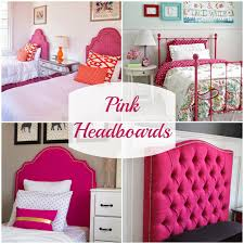 Breathtaking Hot Pink Tufted Headboard 34 For Interior Decor Minimalist  with Hot Pink Tufted Headboard