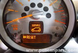 2012 Mini Cooper Service Light Mini Cooper R56 Condition Based Service Explained 2007 2011