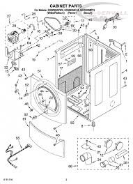 Whirlpool dryer repair manual cabrio schematic for wiring diagram