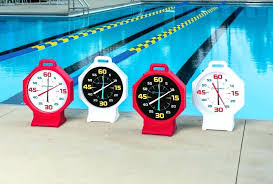 outdoor pool clocks outdoor pool clock outdoor pool clock and thermometer outdoor pool clocks target