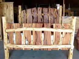 1000 ideas about log bed frame on pinterest log bed bed frames and log furniture brilliant log wood bedroom