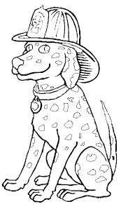 sparky the fire dog coloring pages. fire dog coloring pages 17 52 cute sparky the i