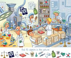 For more random pictures, click here. Can You Find The 15 Objects Hidden In This Picture Reader S Digest