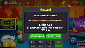 Light Cue 8 Ball Pool 8 Ball Pool Light Cue Avtar Free Watch Full Video Youtube