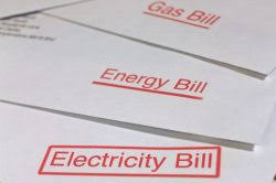 A-pile-of-envelopes-of-household-energy-bills-electricity-and-gas - Home  Buy Hub : Home Buy Hub