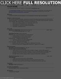 Fast Food Cashier Resume Examples Resume For Study