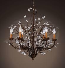 grand charlotte splendid antique bronze 6 light crystal chandelier 24 wx25 5 h xtkbc206x