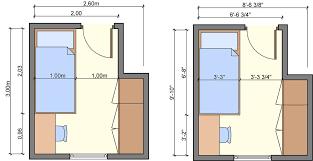 Small Bedroom Floor Plans Impressive Inspiration