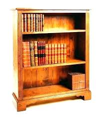 open shelves bookcase small book design fresh decoration bookcases oak large handmade and back
