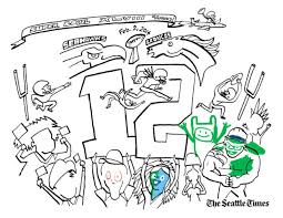 Small Picture Good Seattle Seahawks Coloring Pages 24 For Seasonal Colouring