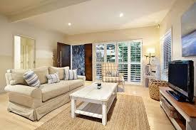 Split Level Living Room Design From Split Level Home Under Back Beach Living Room Among