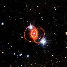 STIS Chemically Analyzes the Ring Around SN 1987a | ESA/Hubble