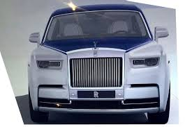 new rolls royce 2018. modren rolls this teaser image issued by rollsroyce clearly shows the phantomu0027s  typically bluff front surfaces throughout new rolls royce 2018 h
