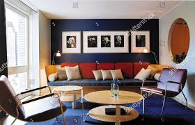 Peter Young Interior Design Rooms 332 334 F G Birger Suite Editorial Stock Photo Stock