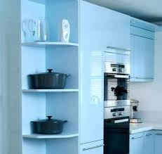 Corner Shelving Unit For Kitchen