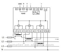 3 phase energy meter connection diagram wiring of the distribution Single Phase Meter Wiring Diagram 3 phase energy meter connection diagram em535 single phase meter socket wiring diagram
