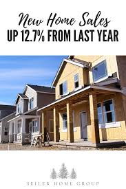 advertise home for sale new home sales up 12 7 from last year advertise your business
