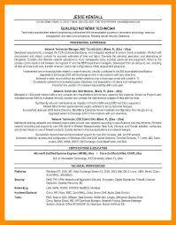 mcse resume samples engineering technician resume networking technician tech resume