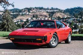 The 308 gt4 finally gained the prancing horse badge in may 1976, which replaced the dino badges on dino was enzo ferrari's son who died in 1956, and his name was to honor his memory on the models it was placed. 1978 Ferrari 308 Gt4 Petrolicious