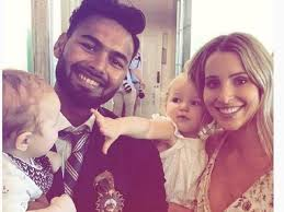Tim Paine Reveals How Rishabh Pant Agreed For Baby Sitting Photo