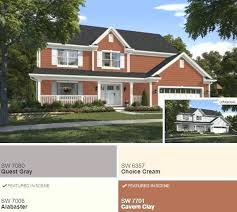 Sherwin Williams Color Chart For Exterior Paint Sherwin Williams Exterior Paint Colors Chart