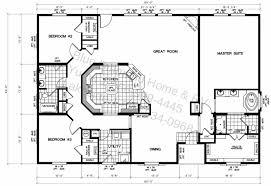 manufactured homes floor plans. West Ridge Triple Wide Floor Plans Manufactured Homes B