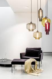 Blown glass light fixtures Custom U2jorg Blown Glass Light Fixtures Handmade In New York