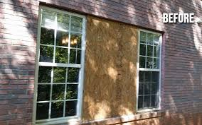home glass window replacement before