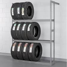 how to tires in the garage garagespot