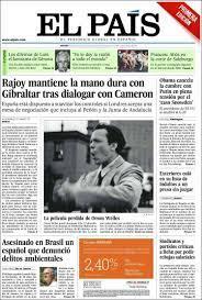 Los Titulares y Portadas de Noticias Destacadas Españolas del 8 de Agosto  de 2013 del Diario El País ¿Que le pareci…   Portadas de diarios, Diario  español, Portadas