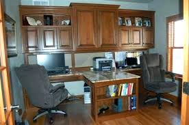 custom built home office furniture. Simple Furniture Built In Office Furniture Desk And  Cabinets Custom Intended Custom Built Home Office Furniture E