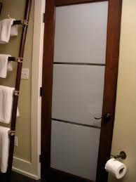 modern interior door. Modern Frosted Glass Interior Doors V Grooved 3 Lite Best Door