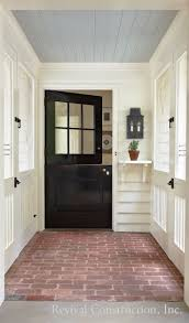 Kitchens With Brick Floors 17 Best Ideas About Brick Floor Kitchen On Pinterest Brick Tile