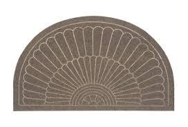 indoor welcome mat doormats door mats half round rubber front rugs waterproof winter photos