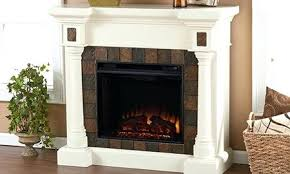 glass bead fireplace insert southern enterprises electric fireplaces for every room