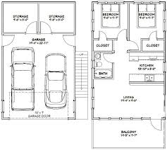 20x32 House  2 Bedroom  412 Roof Pitch  PDF Floor Plan Pdf Floor Plan