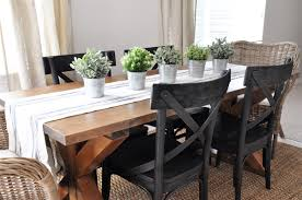 cherishedbliss added on 5 15 2016 this x style farmhouse dining table