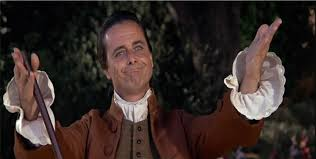 William Daniels as John Adams