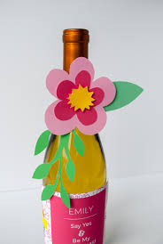 Diy Wine Bottle Labels Will You Be My Bridesmaid Free Printable Personalized Wine Labels