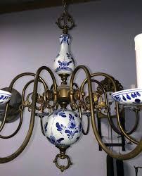 stupendous vintage white porcelain chandelier chandelier designs blue white porcelain chandelier