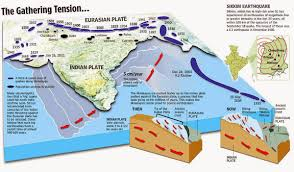 what caused the earthquake geology in what caused the earthquake