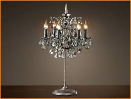chandelier night stand lamp amazing elegant crystal table lamps pictures inside crystal chandelier table lamps bedroom