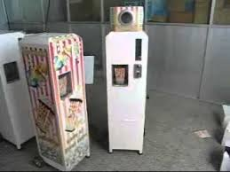 Popcorn Vending Machine Impressive Automatic Popcorn Vending Machine YouTube