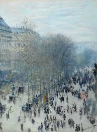 claude monet boulevard des capucines 1873 1874 photo courtesy nelson atkins media services jamison miller