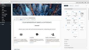 Cms Design Association Membership Management Website Cms Membernova