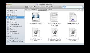 finder - Searching by file name (as opposed to name and contents) in ...