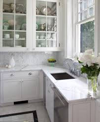 Small Picture Input from owners of marble kitchen counters