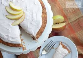 Apple Carrot Cake With Greek Yogurt Frosting Super Healthy Kids